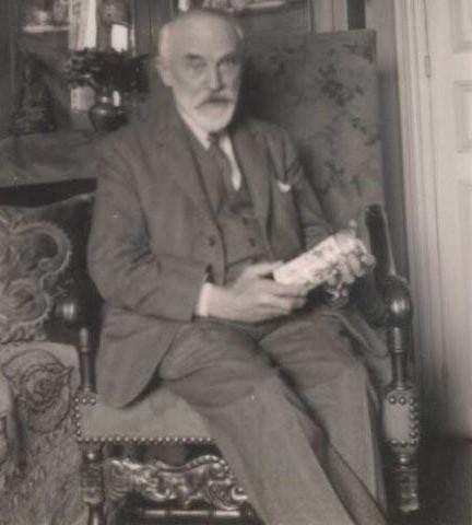 Samuel Hales,  24 rue Boissonade, Paris  c1946